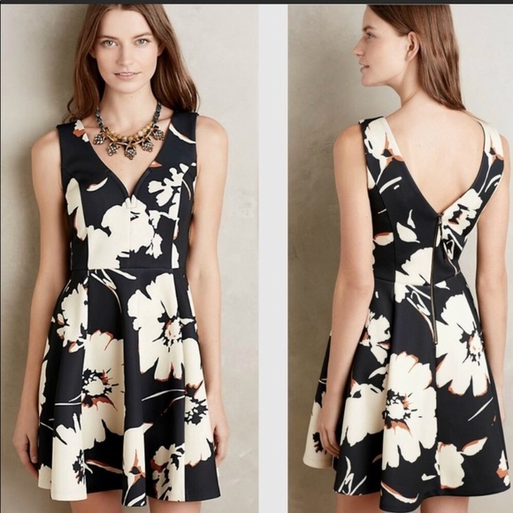 e76527fa07 Anthropologie Dresses | Maeve Amory Scuba Knit Dress | Poshmark